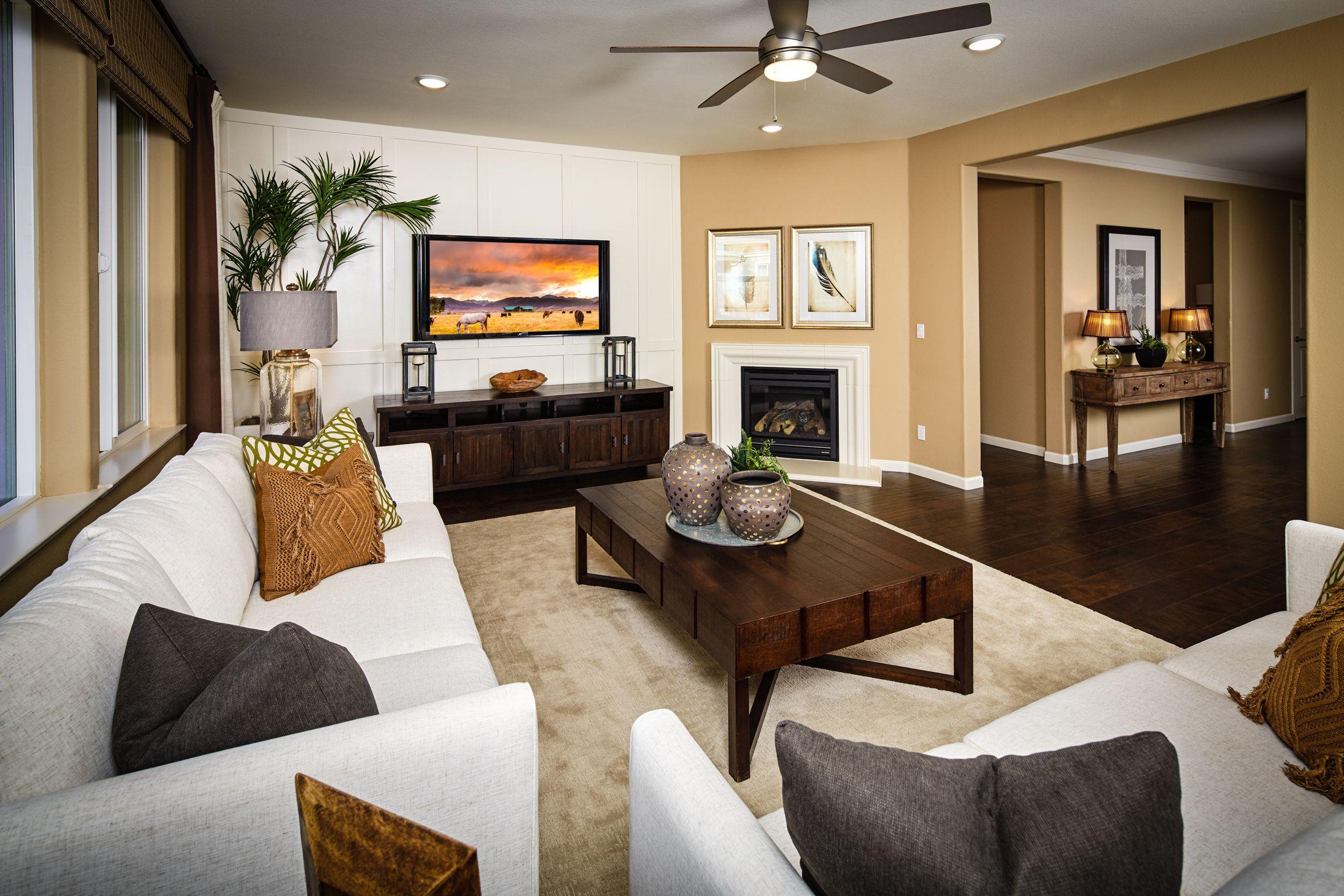 Experience Exceptional Living Fireplace Livingroom Interiorinspo Interior123 Sacramento Homes Sacramentoca Home New Homes Interior Inspo
