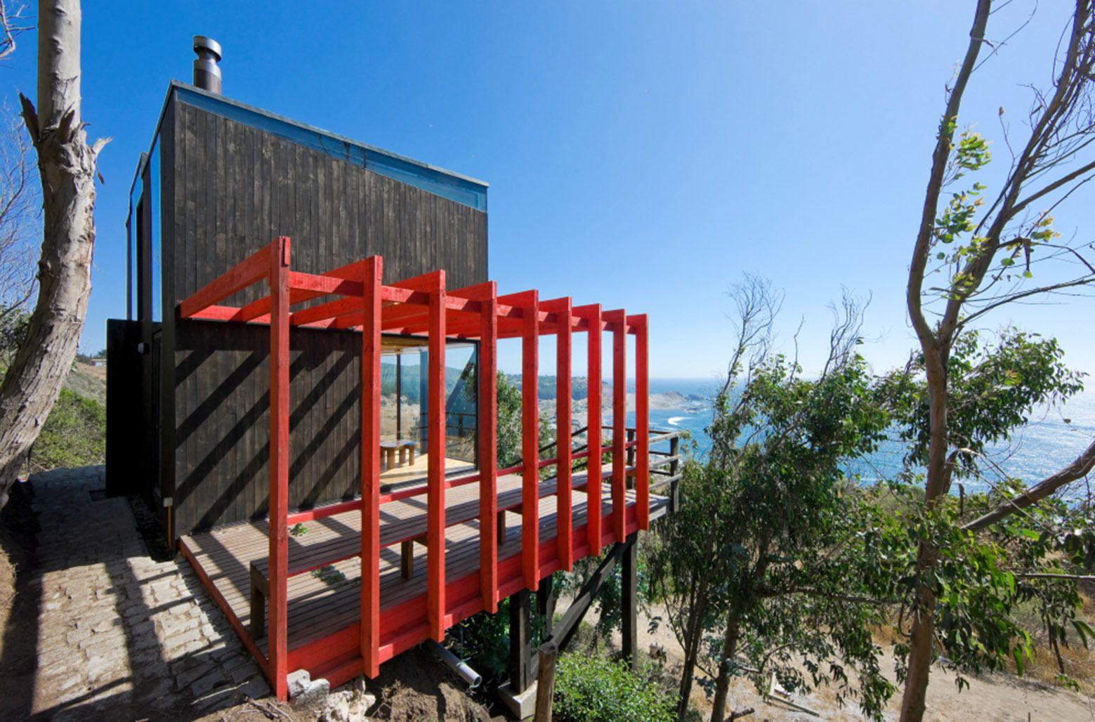 Galería - Cabaña 2 Hermanos / WMR Arquitectos - 1