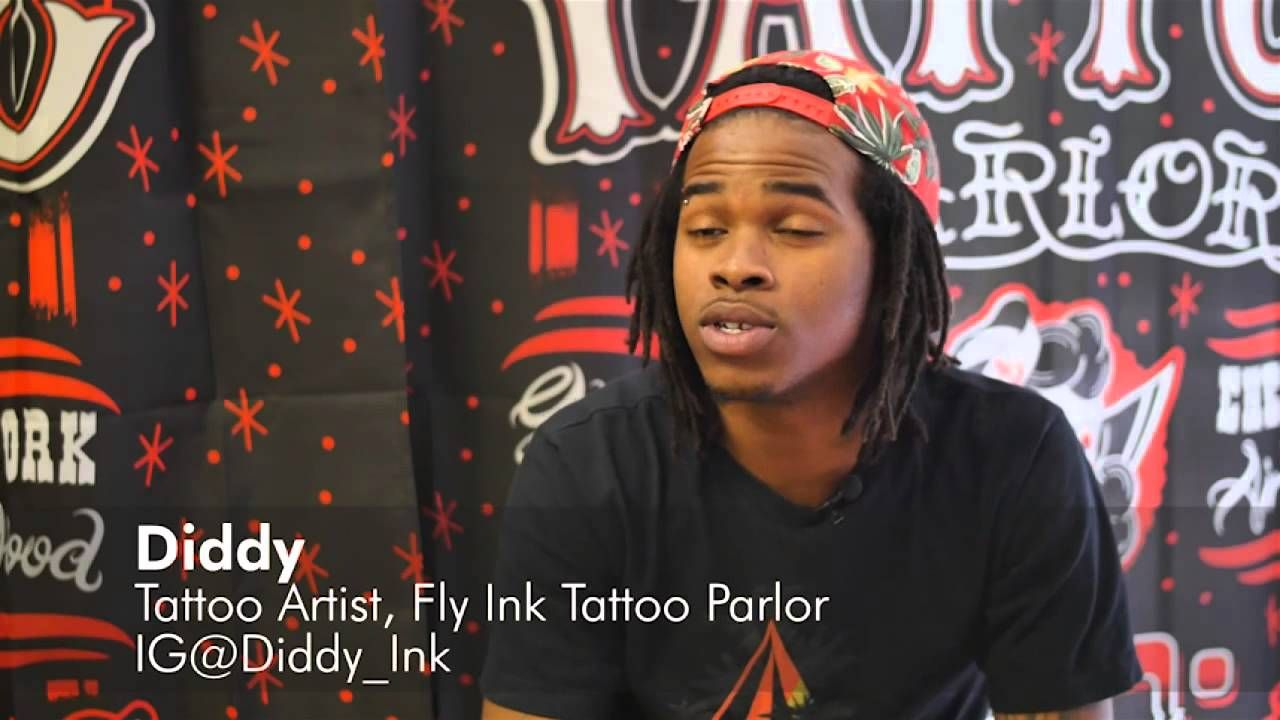 Fly ink tattoo parlor video dallas tx united states