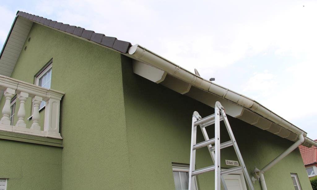 Bauklempnerei   Dach   Dachrinne   Dachdecker Dirk Lange