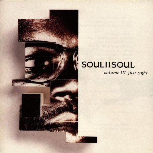 Volume III: Just Right.