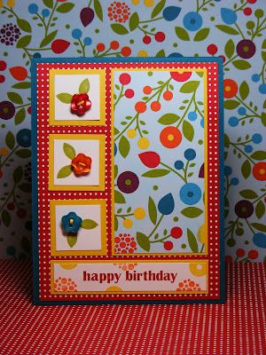 Summer smooches from Stampin Up