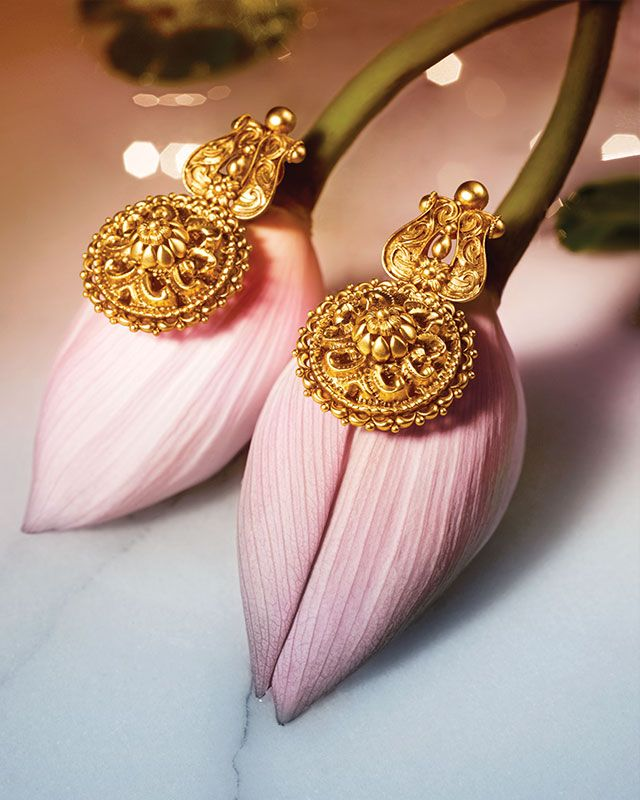 Pin by Tanishq - jewellery on Divyam | Pinterest | Indian jewelry ...