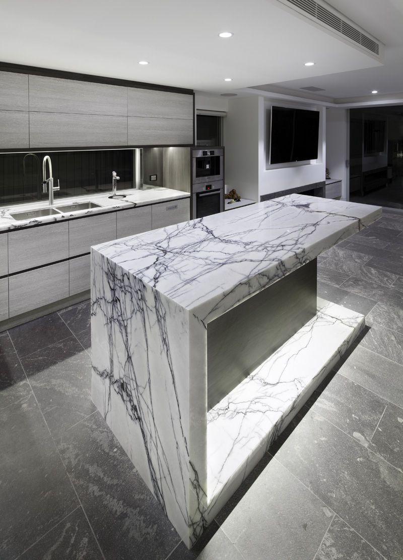 Best Ultra Modern Aesthetic Impala Kitchens Kitchen Room 640 x 480