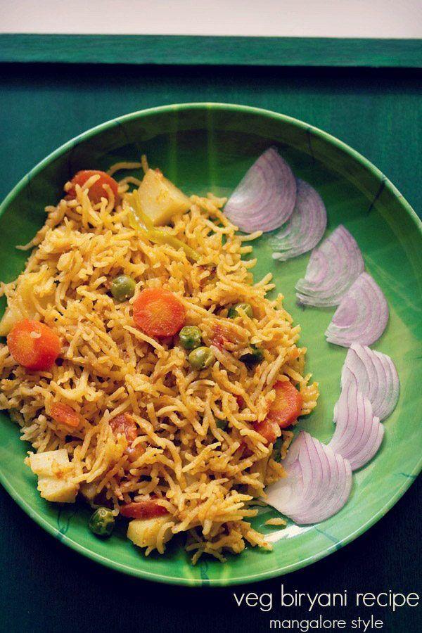 Veg biryani recipe mangalorean style recipe veg biryani biryani mangalorean style veg biryani recipe a spiced fragrant one pot biryani with mixed veggies forumfinder Images