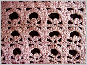 Gilded Arches Free Pattern Crochet