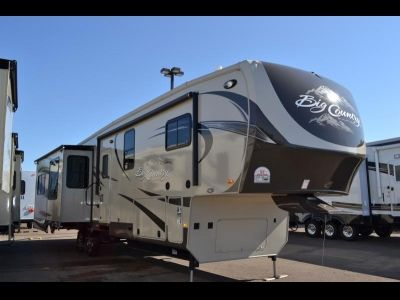 2012 Heartland Big Country 3650rl Boat Dealer Rv For Sale Big Country