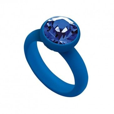 Ops Rock Ring Blue