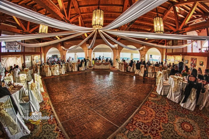 Cabrillo Pavilion Arts Center Weddings