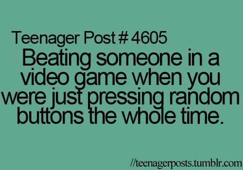 haha :) i do this to my brothers all the time