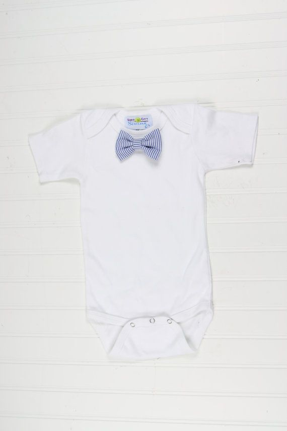 Hey, I found this really awesome Etsy listing at https://www.etsy.com/listing/218621180/baby-bow-tie-onesie-with-interchangeable