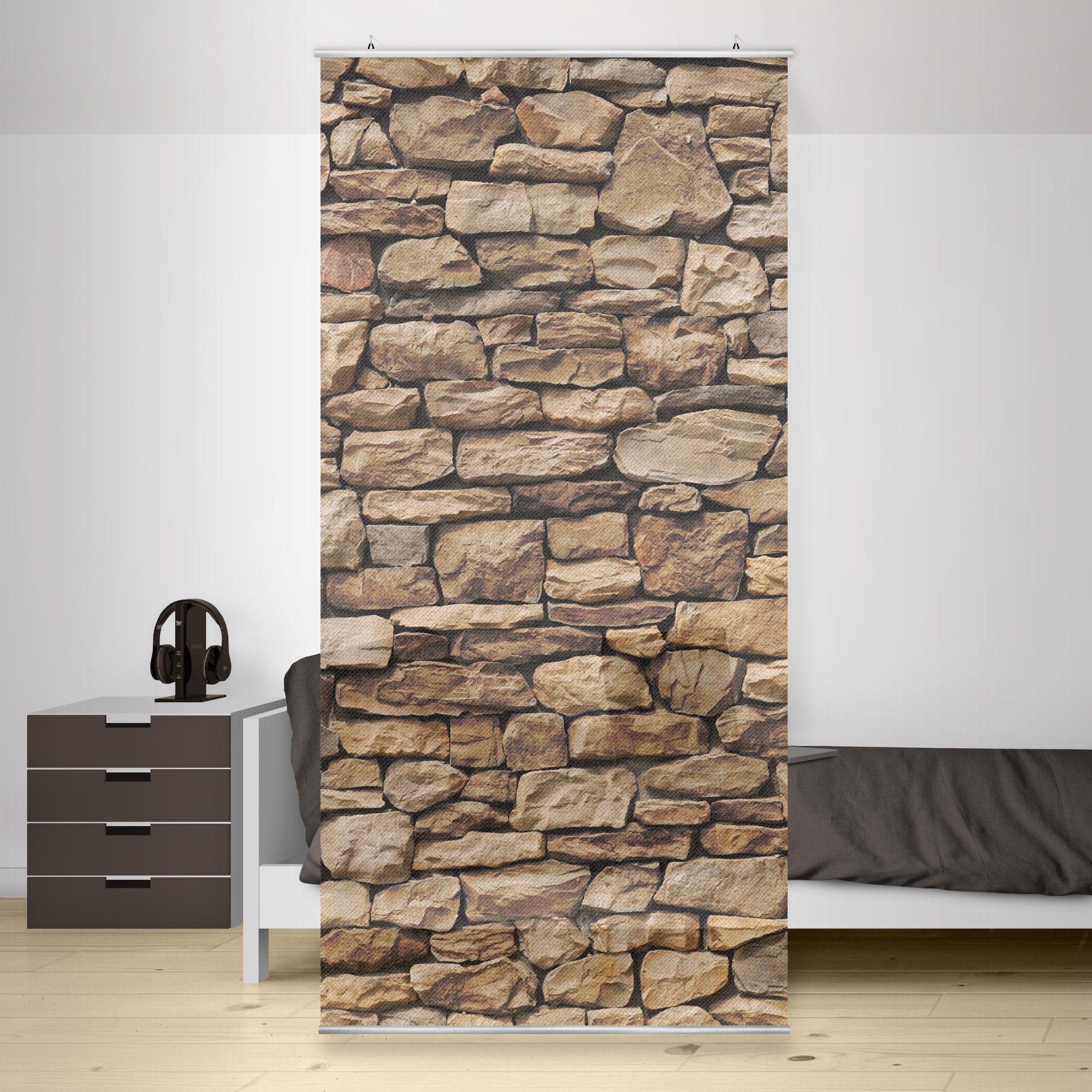 Raumteiler amerikanische steinwand xcm project ideas and house