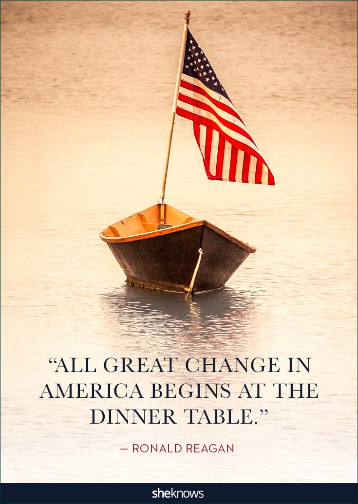 Patriotic Quotes Fascinating 25 Quotes About America That'll Put You In A Patriotic Mood  Wisdom