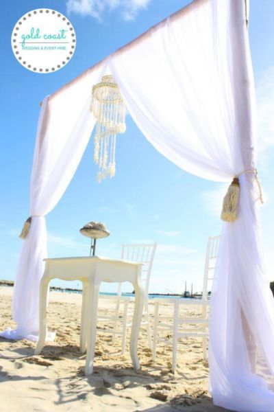 Wedding Arbour Canopy Archway Ceremony Backdrop HIRE