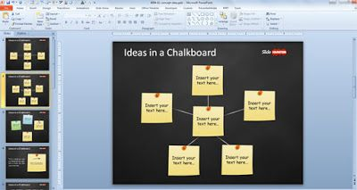 free powerpoint templates for teachers and students | template, Technology In The Classroom Free Presentation Template, Presentation templates