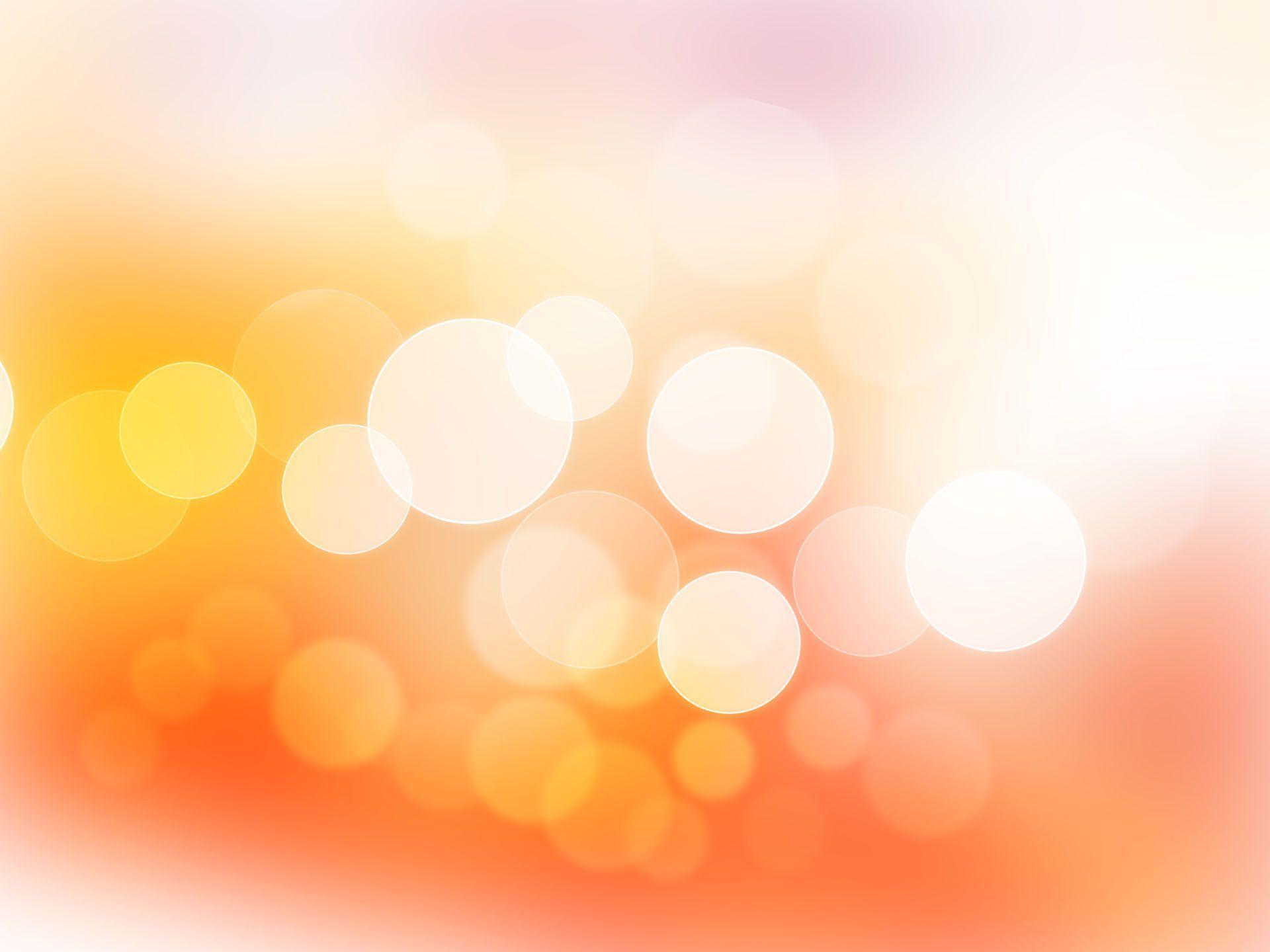 Desktop Wallpapers » D Backgrounds » Orange D Ball » www ... for Light Orange Background Wallpaper  585ifm