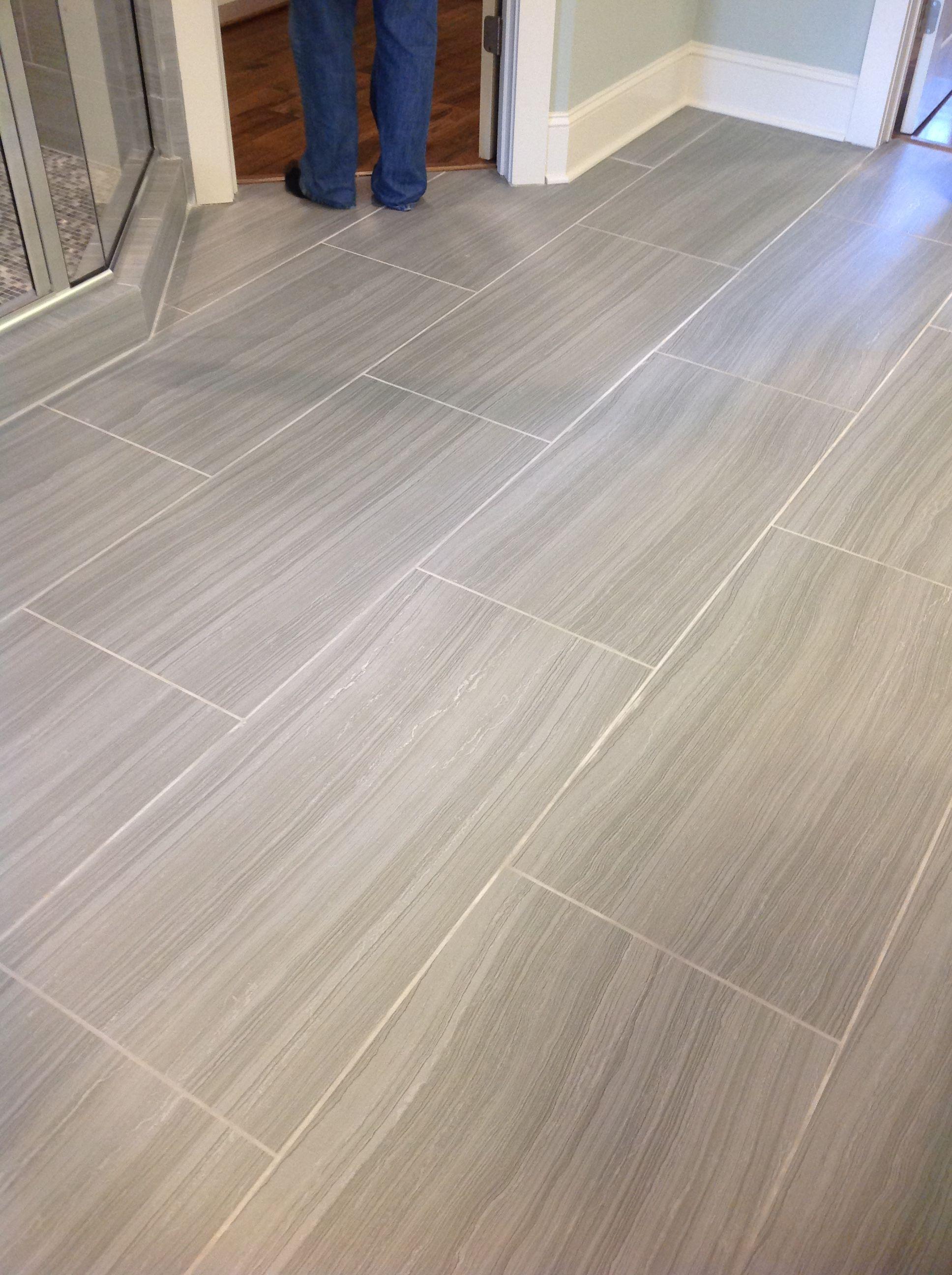 Pin By Crystal Evans On Next House Bathroom Flooring House Plans Flooring