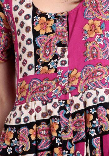 Princess of Persia Babydoll Dress By MINKPINK