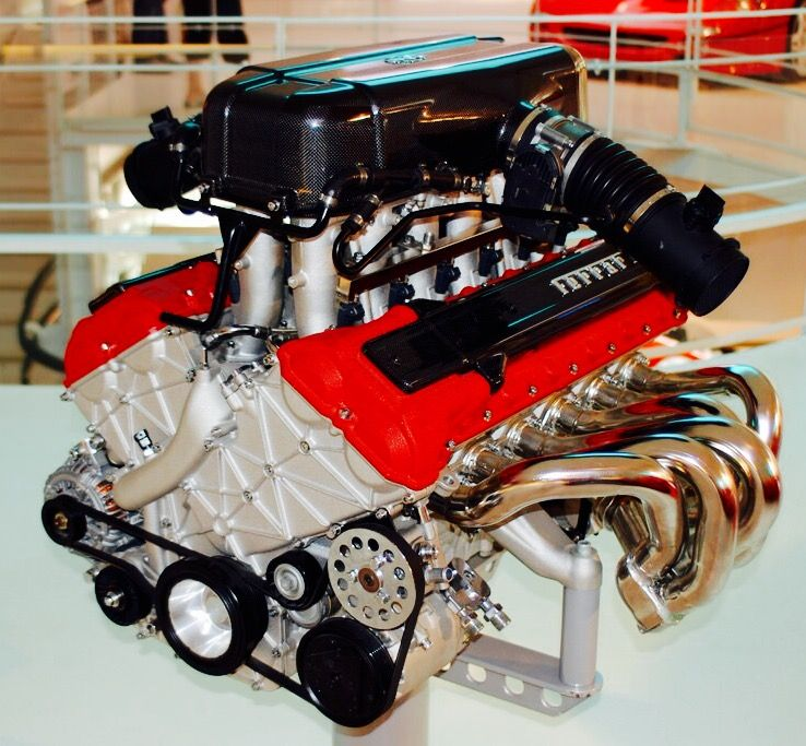Heart of the Enzo