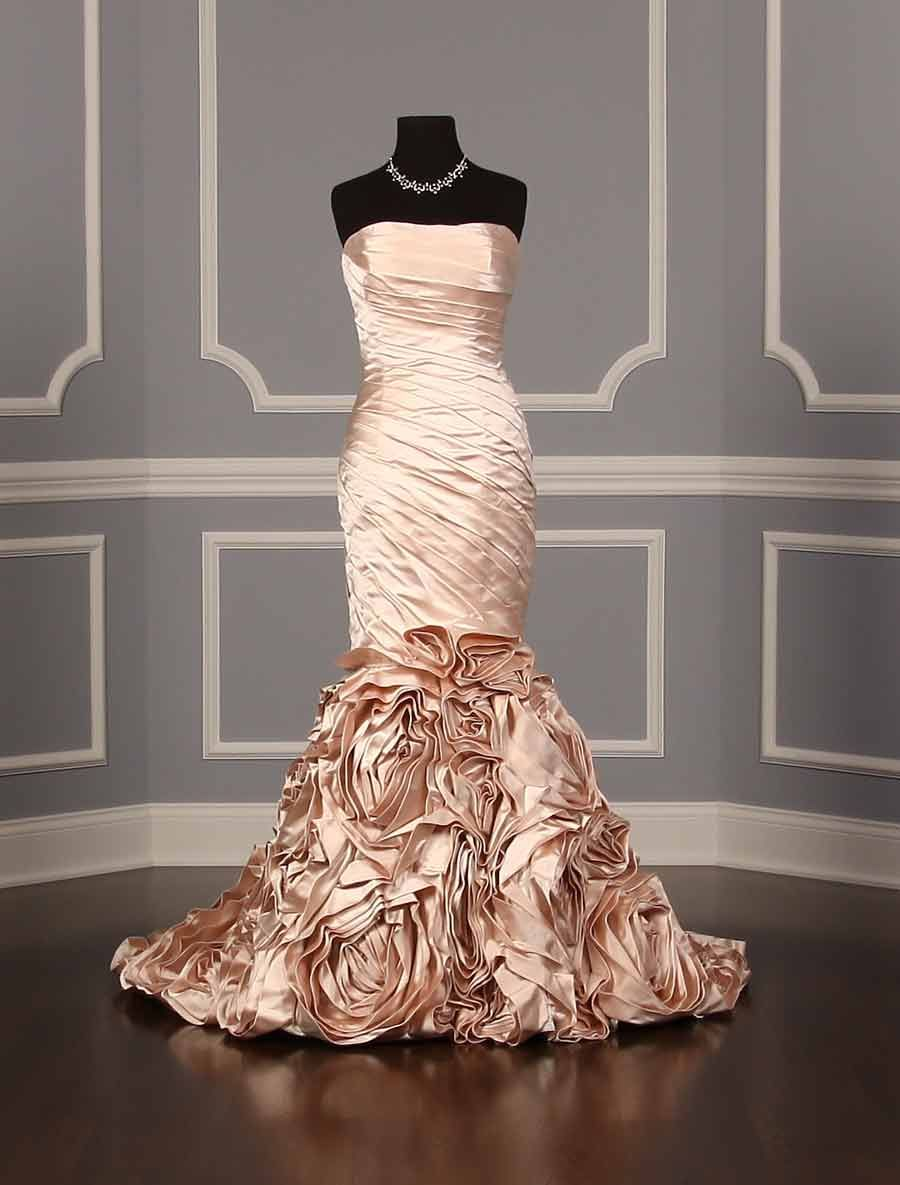 Cb couture by casablanca wedding dress the duchess silk for Cb couture wedding dresses