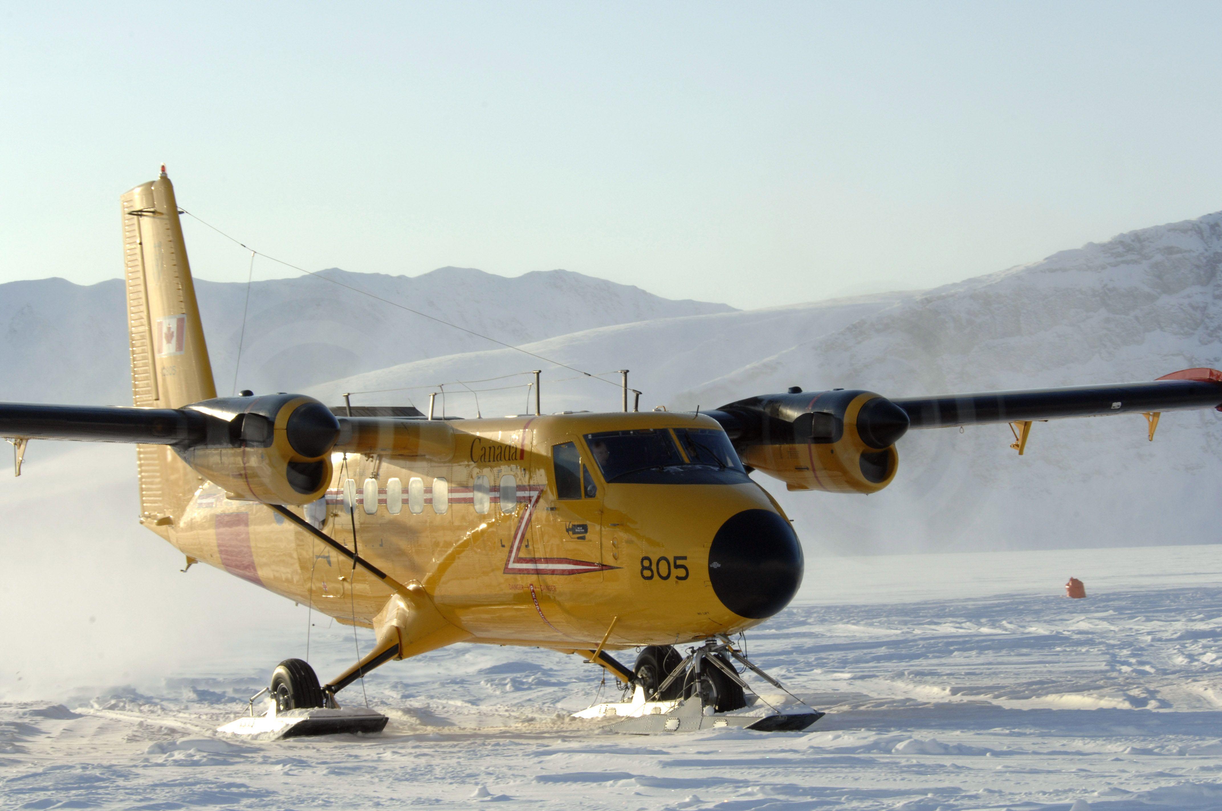 de Havilland Canada CC138 Twin Otter, transport & search