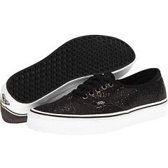 Black Sparkly Vans....I love the style and the sparkles! :) super cute!