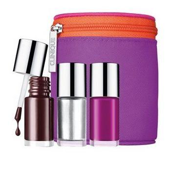 Clinique nail polish set