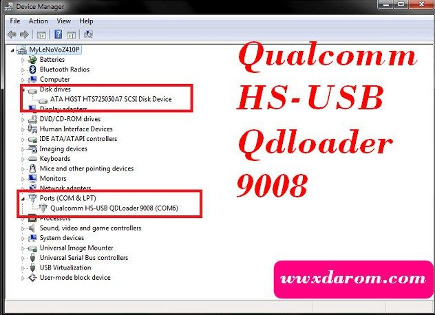 ALCATEL HS-USB APQ DRIVERS