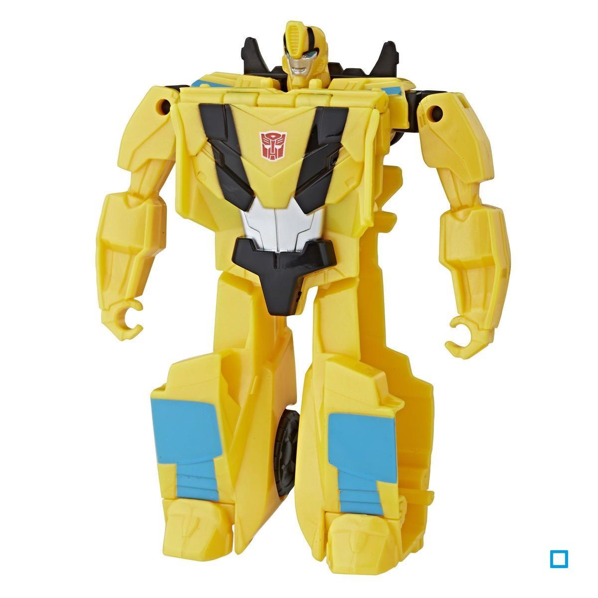 Transformers Cyberverse 1 Step Bumblebee Taille TU Cómic
