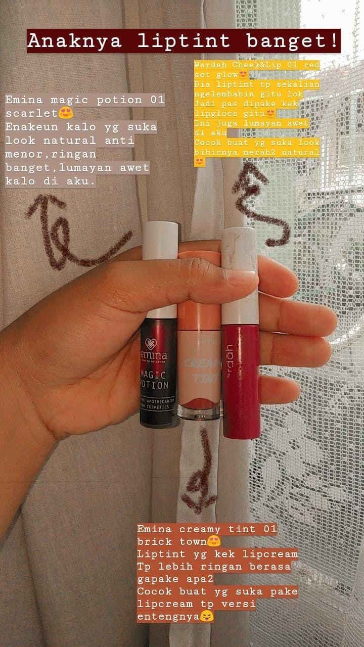 Rekomendasi Liptint Dr Aku Di 2020 Produk Makeup Pewarna Bibir Warna Bibir