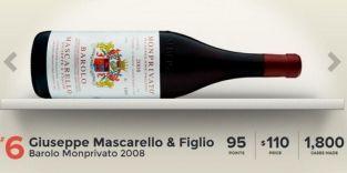 16 Italian Wines Make the Wine Spectator's List of Top 100 Wines of 2013 | Italy Magazine