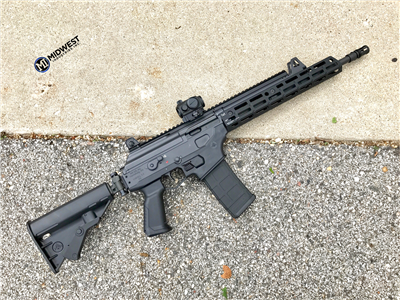 Galil ACE M-LOK Handguards Coming From Midwest Industries