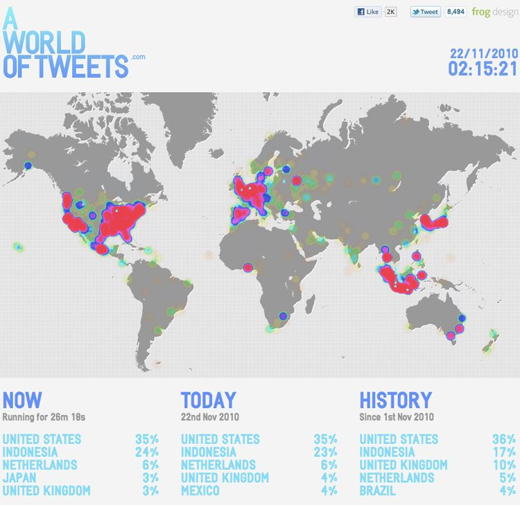 Infographic of the day frog design makes twitter activity gorgeous infographic of the day frog design makes twitter activity gorgeous cosign business design gumiabroncs Image collections