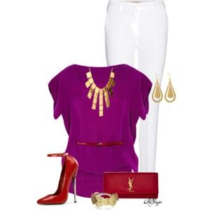 Bold and Chic Style