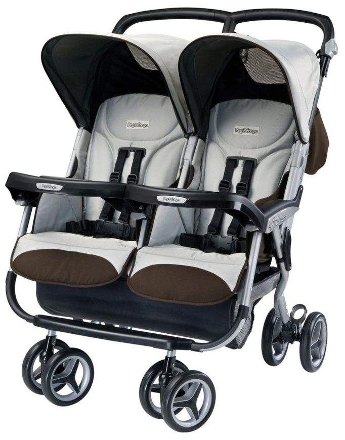 Peg Perego Aria Twin Stroller Review Travel Twin