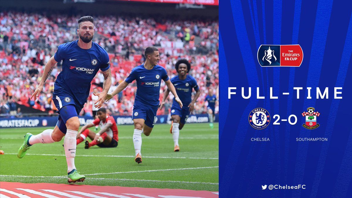 Chelsea Vs Southampton 2 0 Highlights Video Download Gary Cahill Fa Cup Southampton