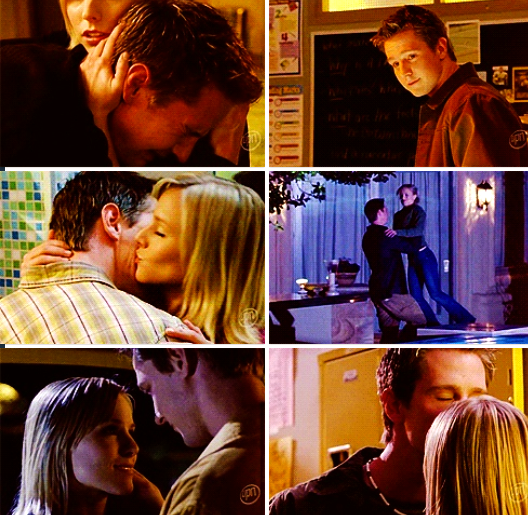 Veronica Mars. Logan And Veronica. I just love this pairing!