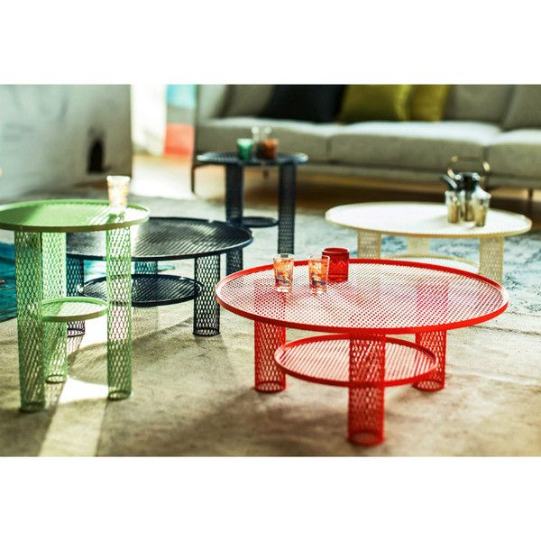 Net Side Table By Moroso Table Low Tables Home Decor