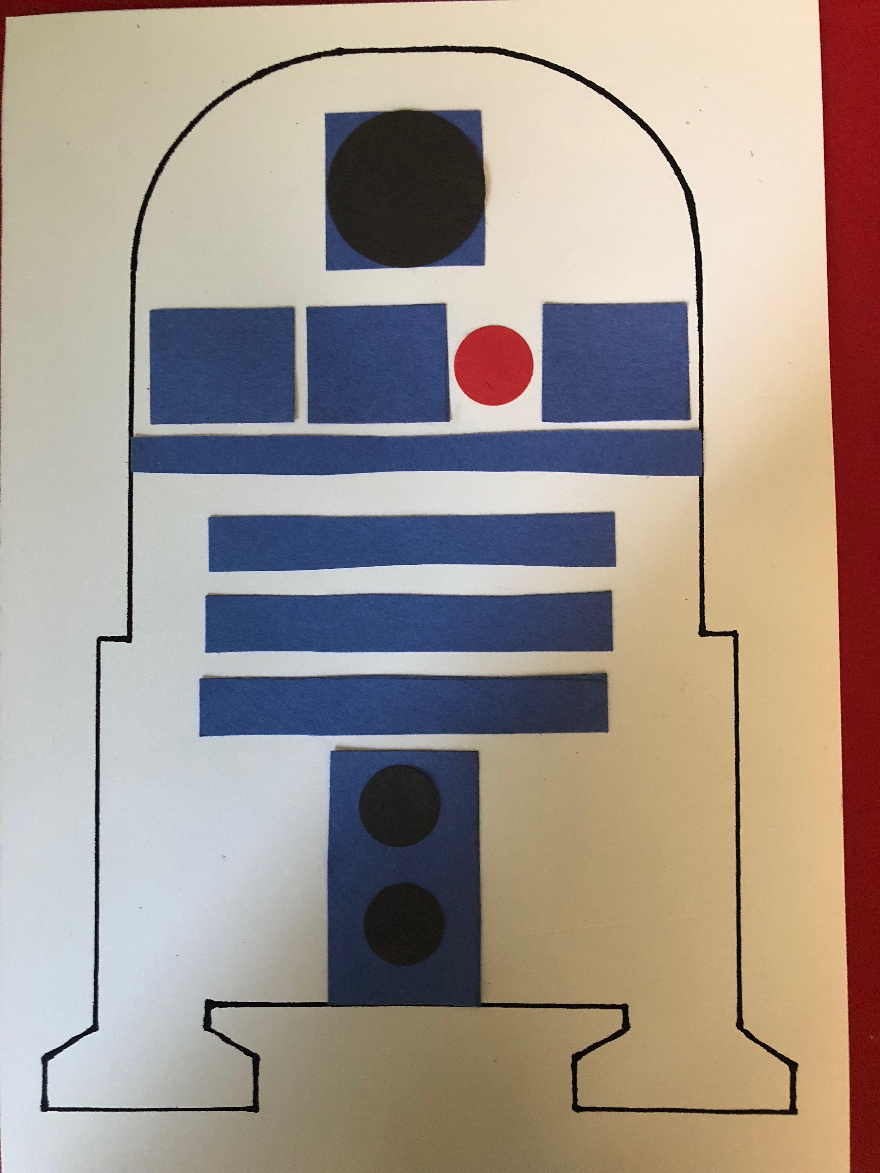 R2D2 Star Wars Day Star wars day, Projects, Symbols