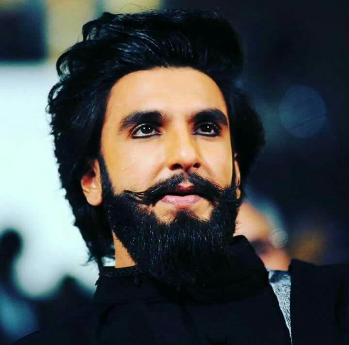 Ranveer Singh Ranveer Singh Beard Ranveer Singh Ranveer Singh Hairstyle