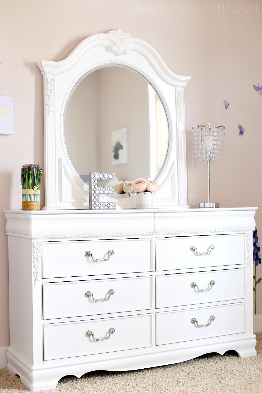 Tween Girl Bedroom Makeover Reveal Pics Girl Bedroom Ideas