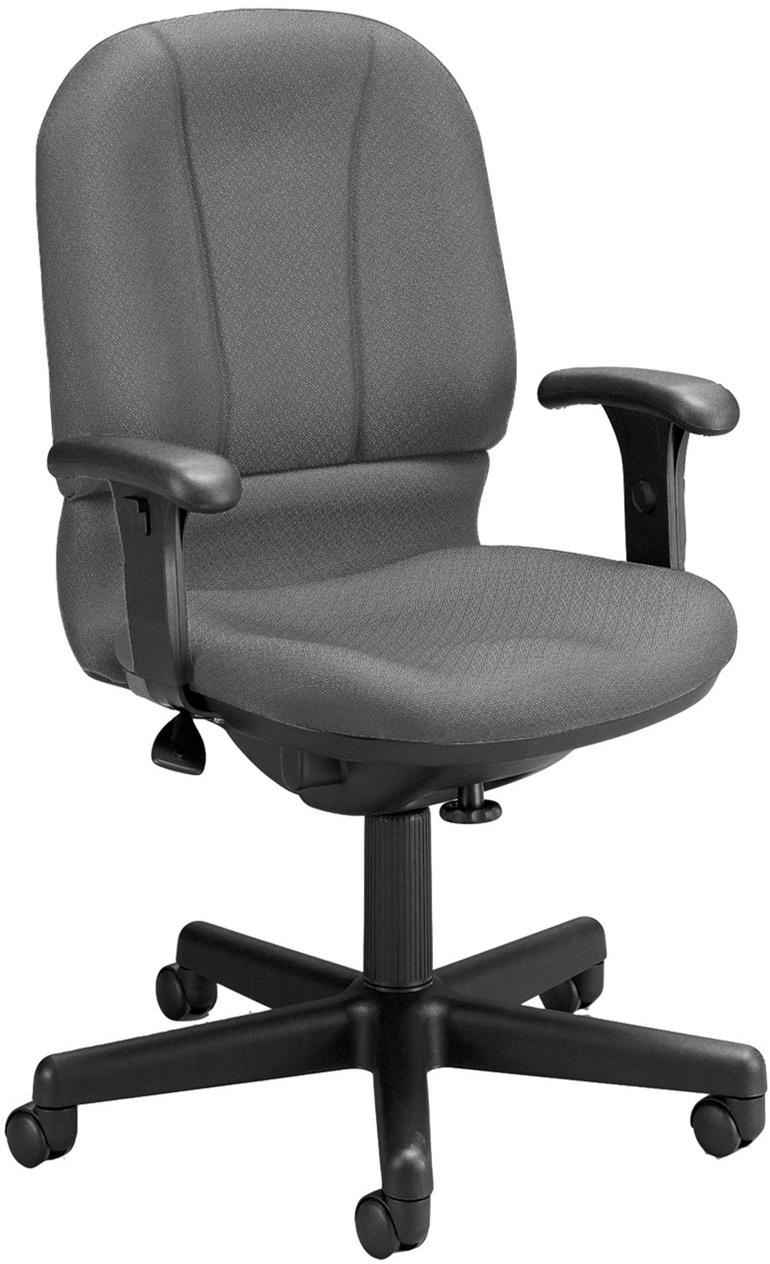 OFM 640239 Posture Series Task Chair, Gray ** For more