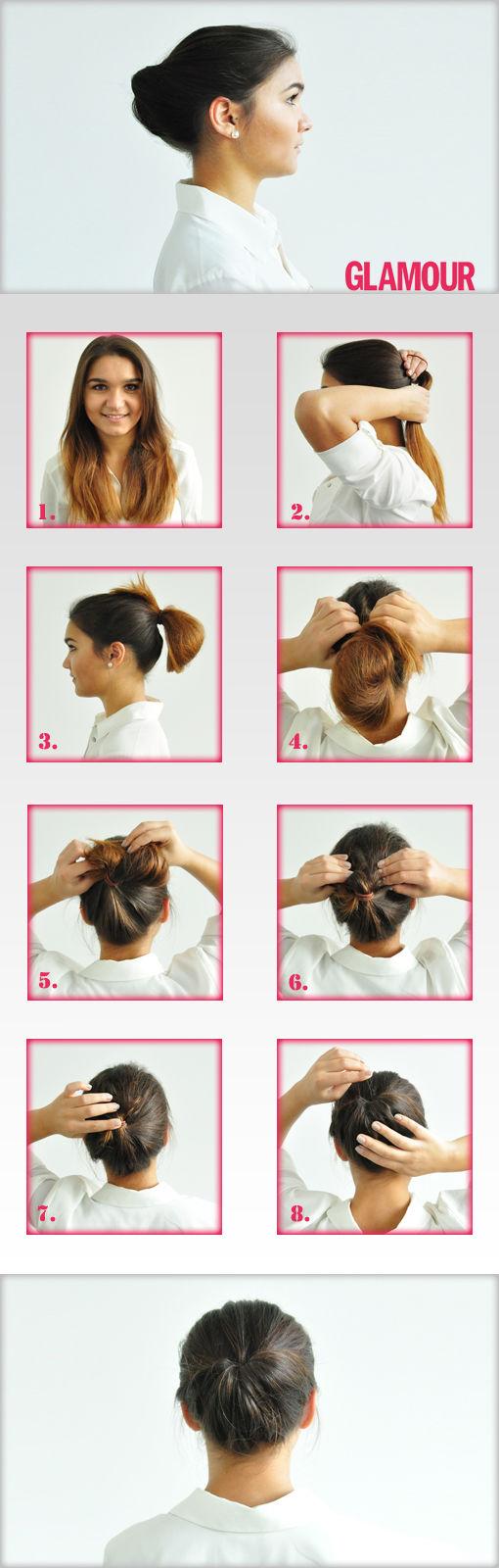 Frisuren Zum Selbermachen Business Knoten Business Frisuren Stilvolle Frisuren Frisuren Zum Selbermachen