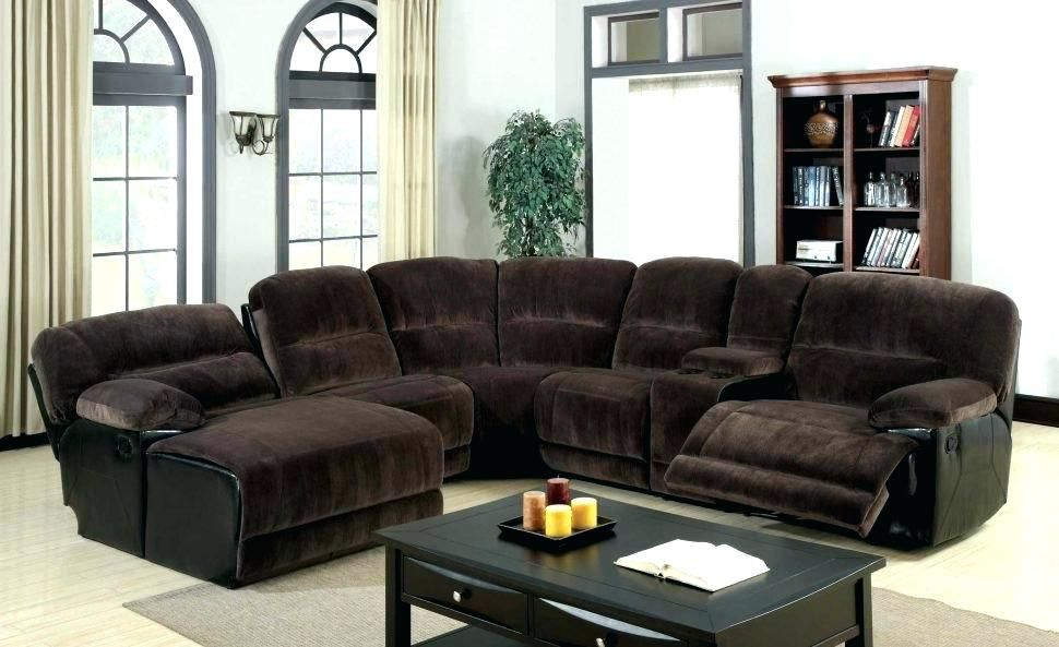 Sectional With Chaise Lounge And Recliner: 3 in 1 Deal of a ...