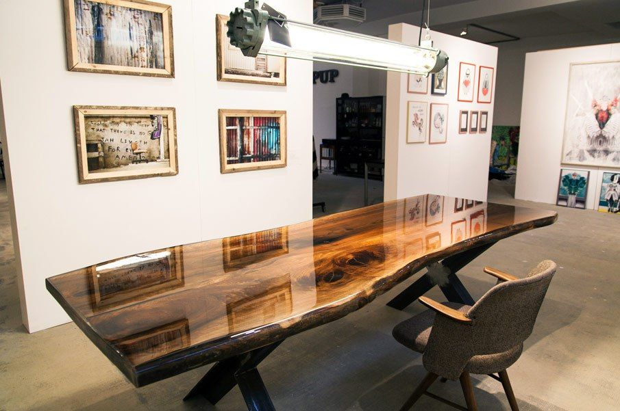 8 | Shop Le Monde | Resin furniture, Epoxy wood table, Wood