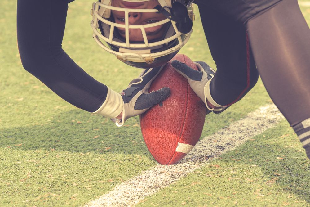 High School, College Athletes More Likely to Suffer Concussions in - football betting sheet template