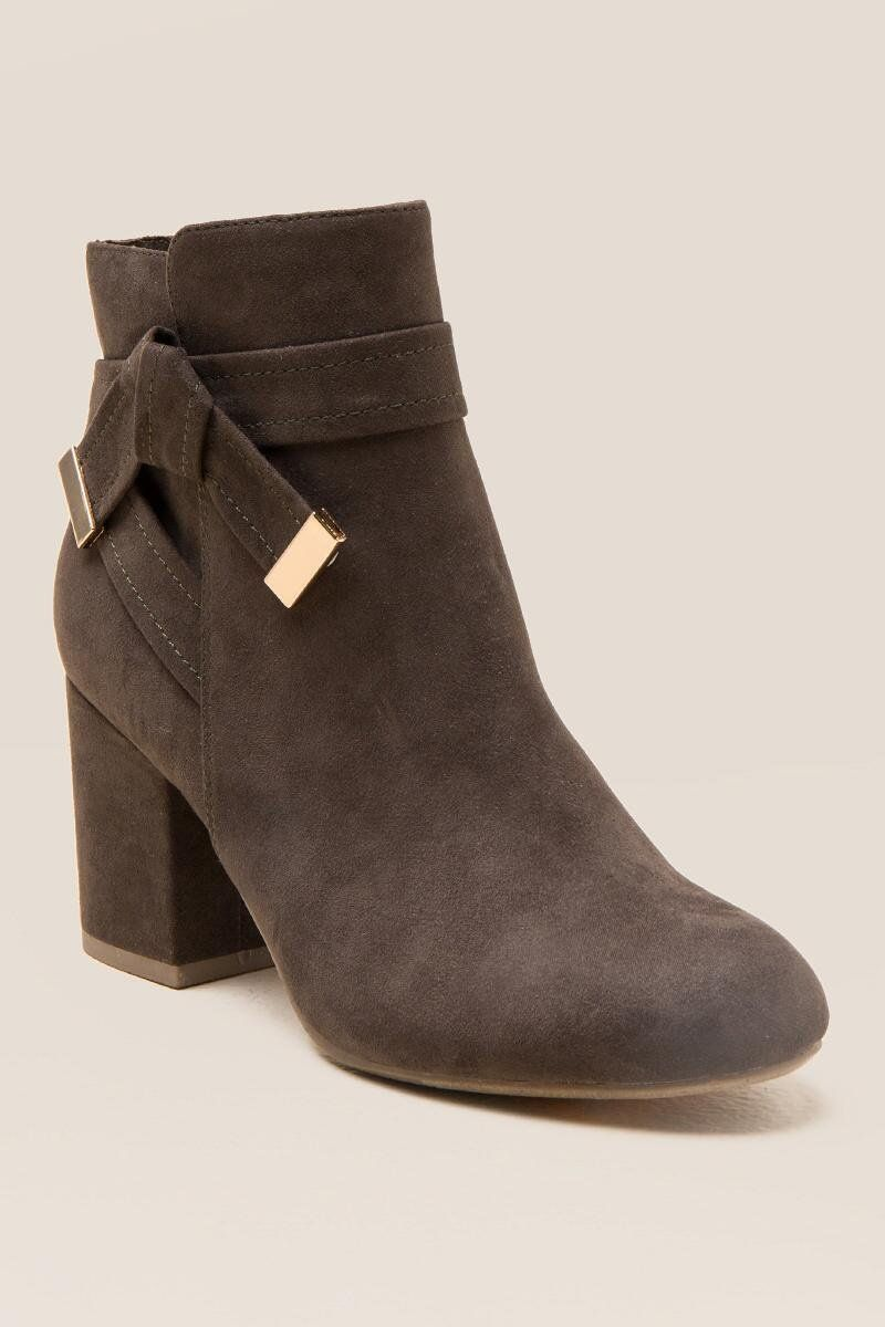 cfe425fa4f Report Montez Bow Ankle Boot