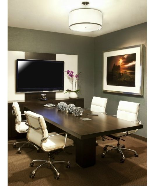 Executive Home Office Ideas