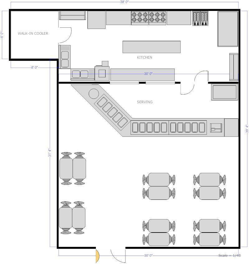 Commercial Kitchen Floor Plan commercial kitchen equipment commerical kitchen design denver