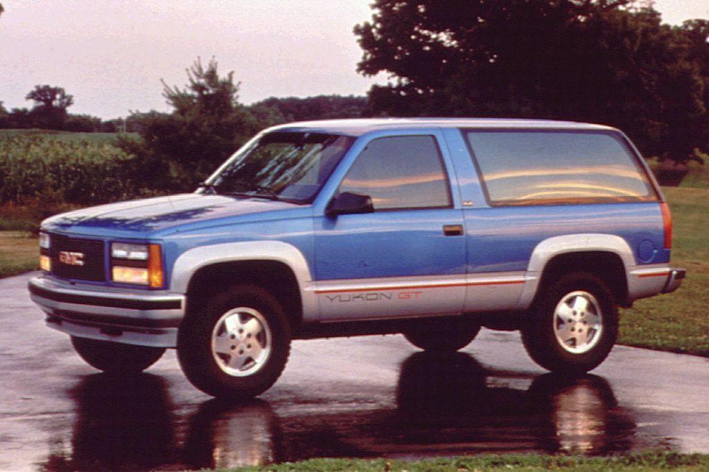 1992 00 Gmc Yukon Denali Consumer Guide Auto Gmc Yukon Gmc